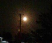 今宵は満月ー